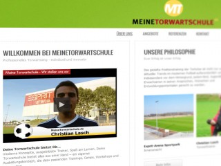 Online Fussballschule